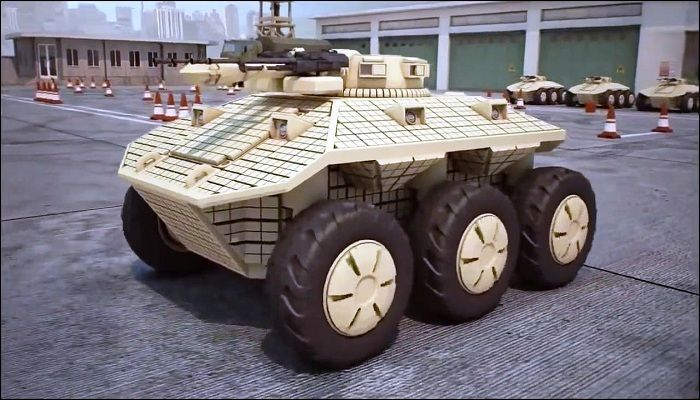 Global Unmanned Ground Vehicle (UGV) Market 2017 Top Players - Lockheed Martin, BAE Systems, General Dynamics, Cobham - https://techannouncer.com/global-unmanned-ground-vehicle-ugv-market-2017-top-players-lockheed-martin-bae-systems-general-dynamics-cobham/