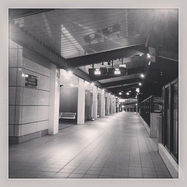 East Croydon Train Station