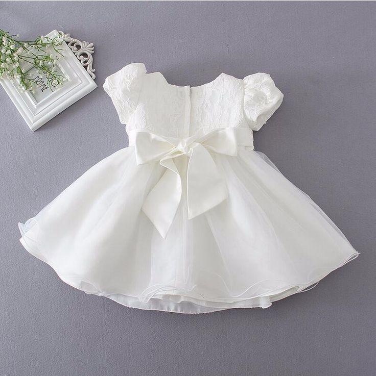 Del cordón del bebé vestidos de bautizo 1 year vestido de cumpleaños vestido de boda de verano elbise bapteme bautizo robe de mariage 3 unids conjuntos en Vestidos de Bebés en AliExpress.com   Alibaba Group