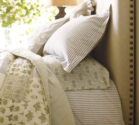 45 Best Images About Ticking Stripe Duvet Cover On Pinterest Vintage Bedding And