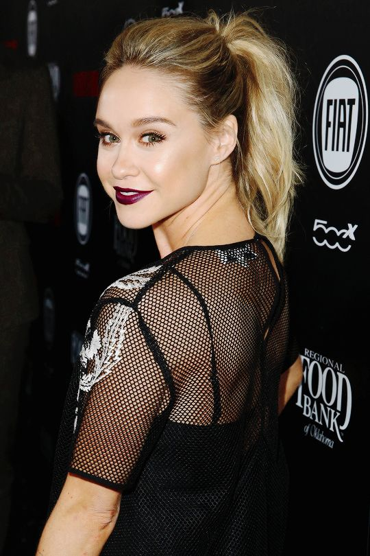 Becca Tobin attends Vanity Fair and FIAT Toast To 'Young Hollywood' at Chateau Marmont on February 23, 2016 in Los Angeles, California.