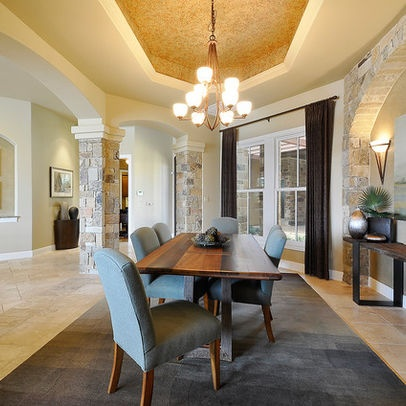 Dining Room Pillars Design, Pictures, Remodel, Decor And Ideas   Page 2