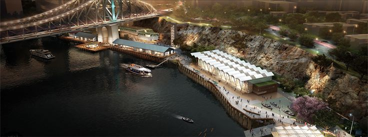 The banks of the Brisbane River are set to have a face lift, with the transformation of Howard Smith Wharves! Read more about the new development project. #EatLivePlay #SEQ #Brisbane #HowardSmithWharves