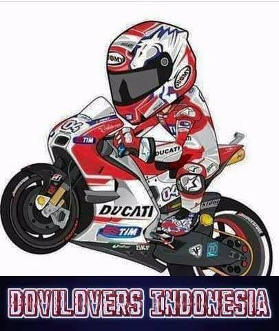 Ducati Dovizioso Toon Motor Pinterest Motocross Motos And