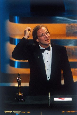 William Hurt won the Academy Award for Best Actor for the film Kiss of the Spider Woman in 1985.