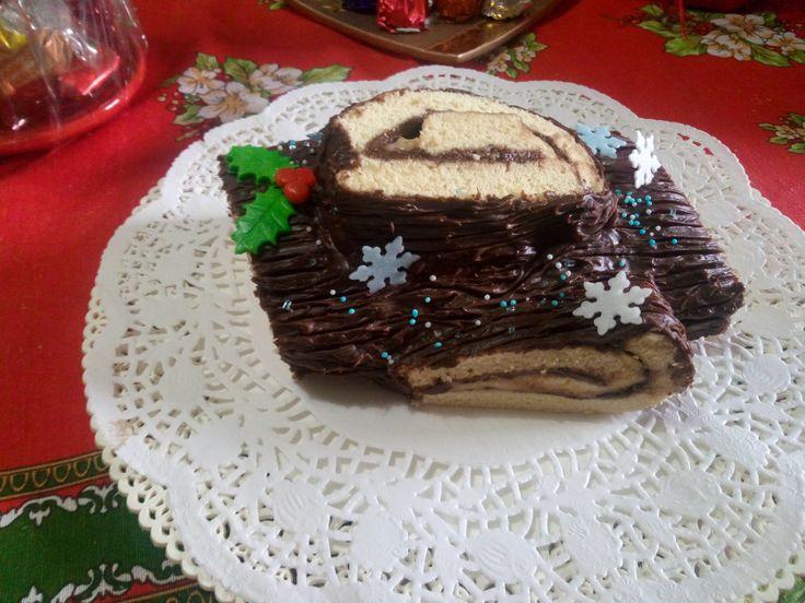 Tronchetto+di+Natale+(o+Buche+de+Noel)