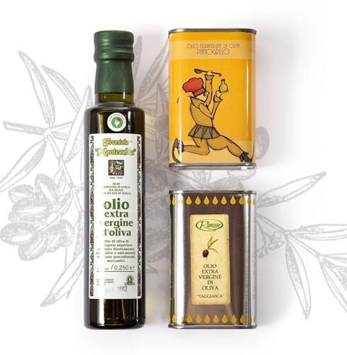 Olívaolaj csomag