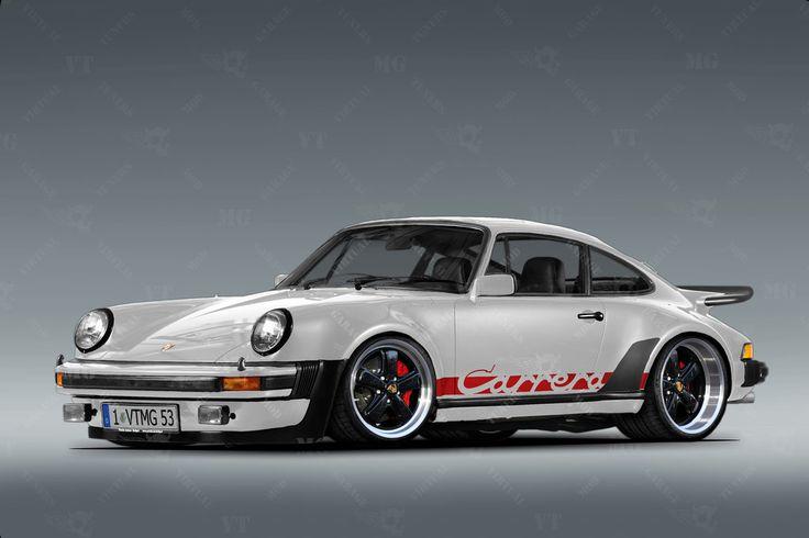 1989 Porsche 911 Carrera by VTMG-Engineering