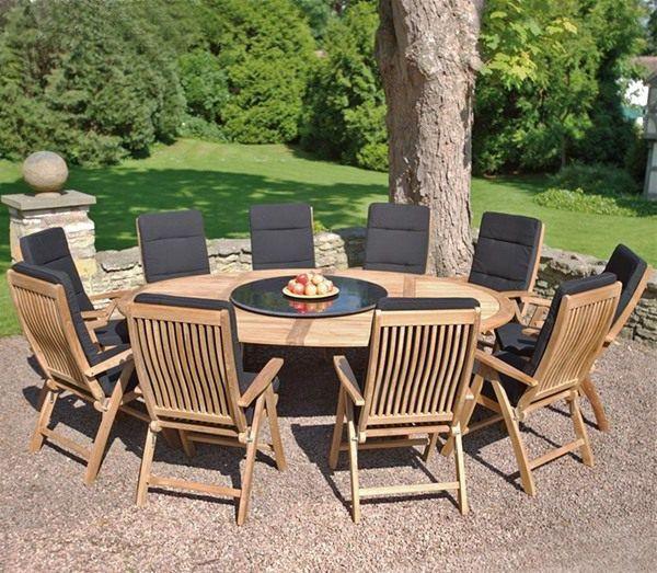Best 20+ Table ronde jardin ideas on Pinterest | Table de jardin ...