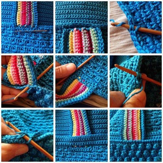 Mermoz+Round+Bag+FREE+Crochet+Pattern