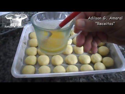 Receita Super Fácil - Brioches de Padaria - YouTube