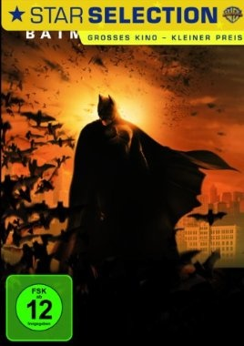 Batman Begins  2005 USA,UK      IMDB Rating 8,3 (460.801)  Darsteller: Christian Bale, Michael Caine, Liam Neeson, Katie Holmes, Gary Oldman,