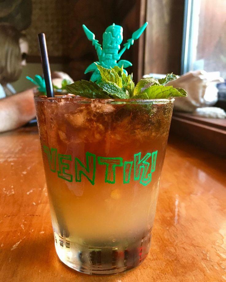 Happy National MaiTai Day! =========================  #TikiAF #Tiki #TikiBar #TikiDrinks #TikiMug #Cheer #CraftCocktail #DrinkLocal #DowntownVentura #DrinkoftheDay #DrinkingOurWayThroughLA #DrinkLocal #DrinkUP #EaterLA #Eeeeeats #Foodie #HappyHour #InfatuationLA #LAEats #LAFoodie #Mixology #Rum #Thirsty #Ventiki #Ventura #Yelp #YelpLA #maitai #nationalmaitaiday