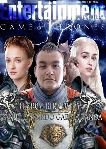 Entertainment Game Of Thrones
