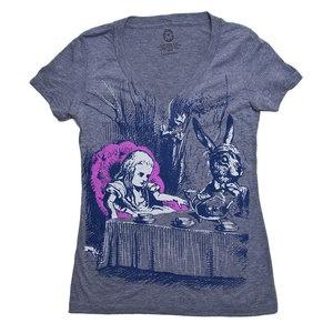 Alice In Wonderland Tee Women's