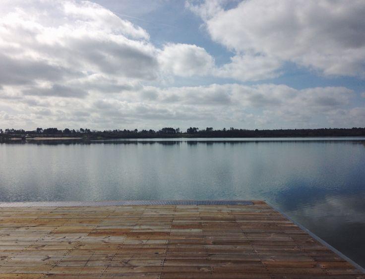 Détente au lac d'Arjuzanx #landes #morcenx #arjuzanx #lake #water