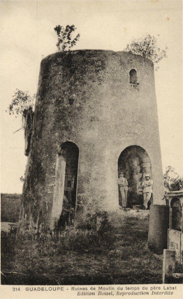 Sugar mill Guadeloupe