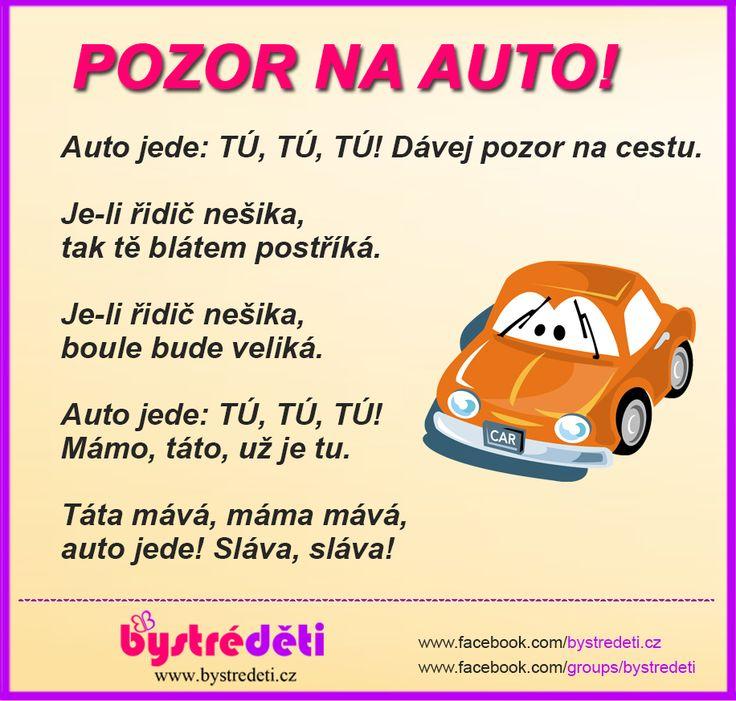 Pozor na auto