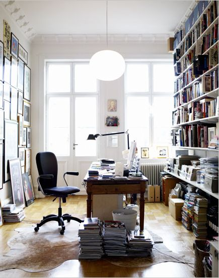 : Libraries, Bookshelves, Homeoff, Dreams, Offices Spaces, Work Spaces, Workspaces, Desks, Home Offices