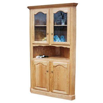 LaGrange Corner Cabinet