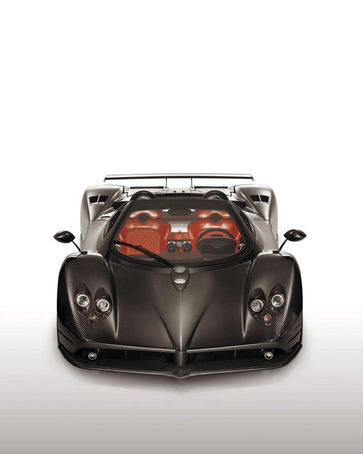 2006 Pagani Zonda Roadster F Supercar Supercars Interior