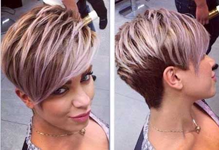 Short Pixie Hairstyles 2014 – 2015