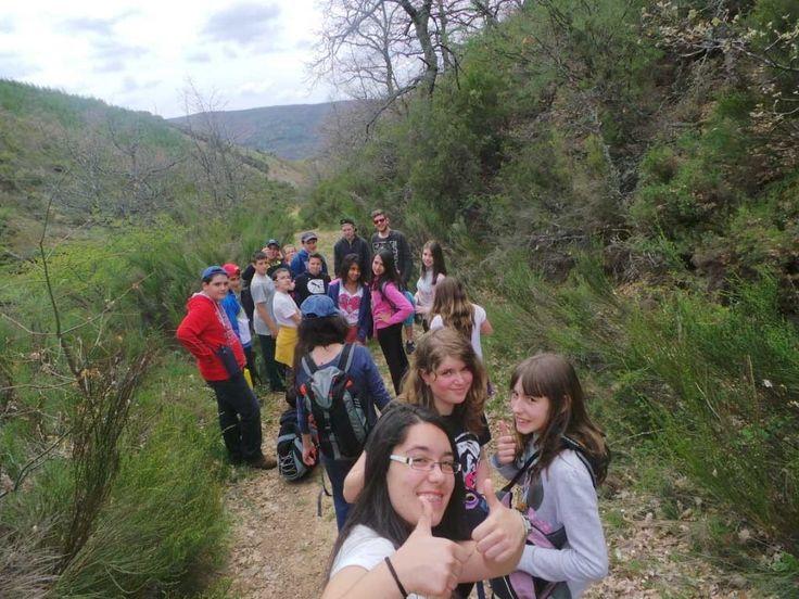 Galería de fotos » Excursiones - Subida al Refugio | GMR summercamps