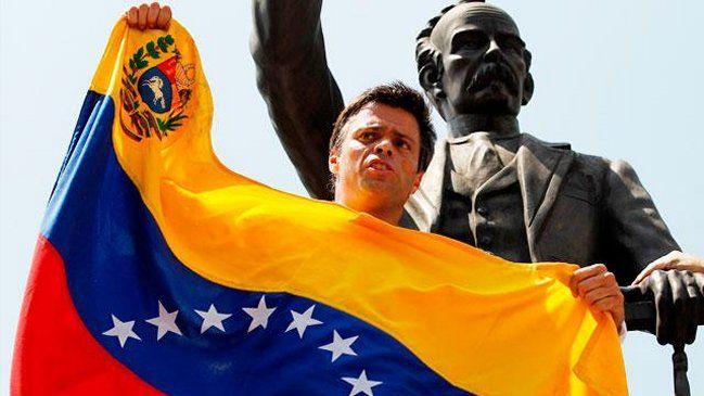 Opositor venezolano Leopoldo López fue condenado a 13 años de presidio - Cooperativa.cl