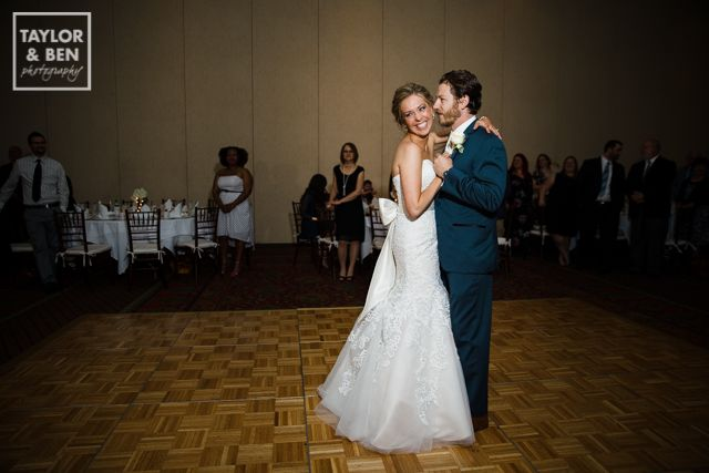 Inn at Virginia Tech - Wedding Reception Photos