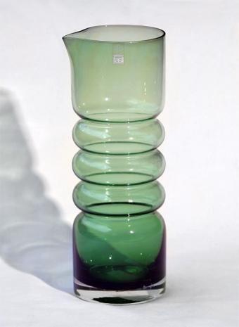 Still, Nanny Manufacturer:   Riihimäen Lasi   Designed in: 1964  In production: 1964-1972