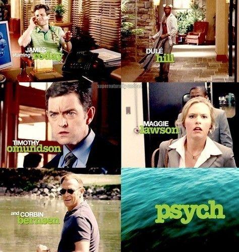Psych! - psych Fan Art