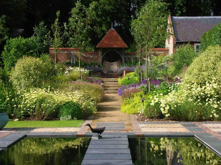 49 best Child Friendly Contemporary Cottage Garden images on