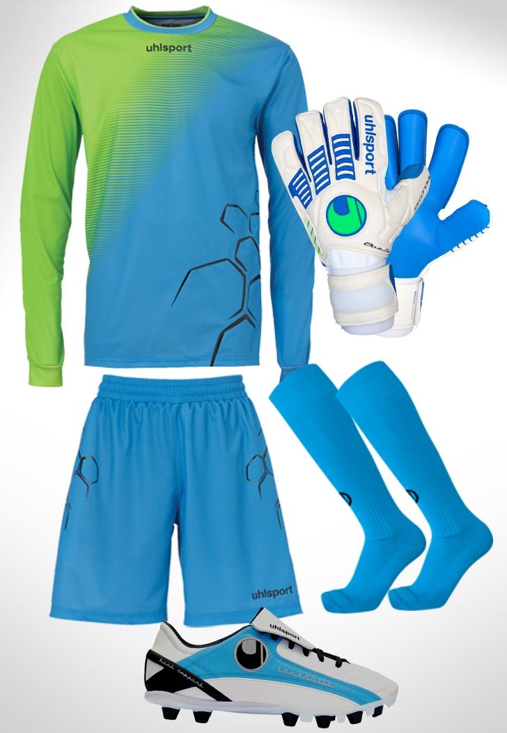 Abbigliamento per portiere · Football ...
