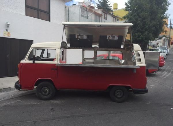 Volkswagen Lista para FOOD TRUCK