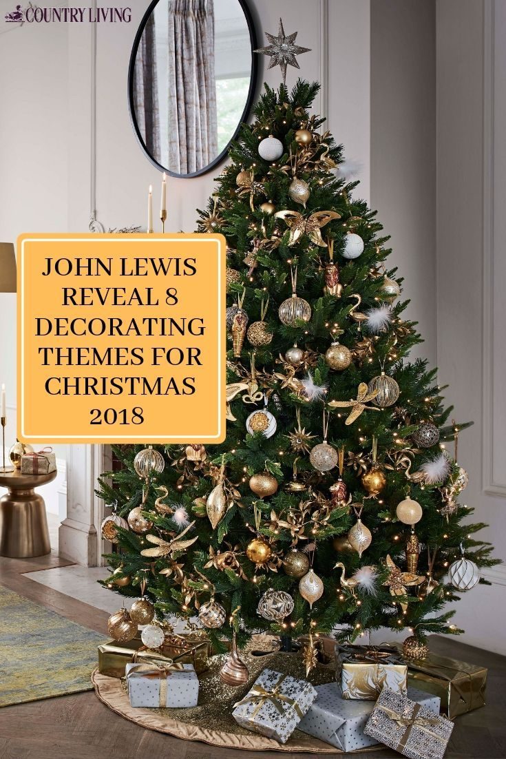 John Lewis Christmas Tree Themes.John Lewis Reveal Their 8 Christmas Decorating Themes For
