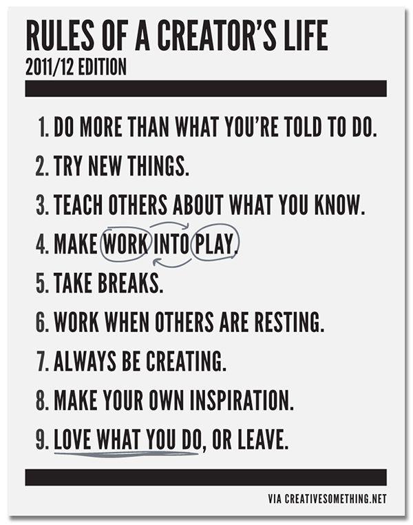 Entfessle Dein kreatives Potential und entwickle kreative Ideen.