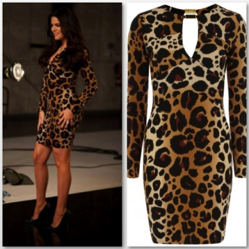 Khloe looking gorge in Kardashian Kollection for Dorothy Perkins! Beautifuls.com Members VIP Fashion Club 40-80% Off Luxury Fashion Brands