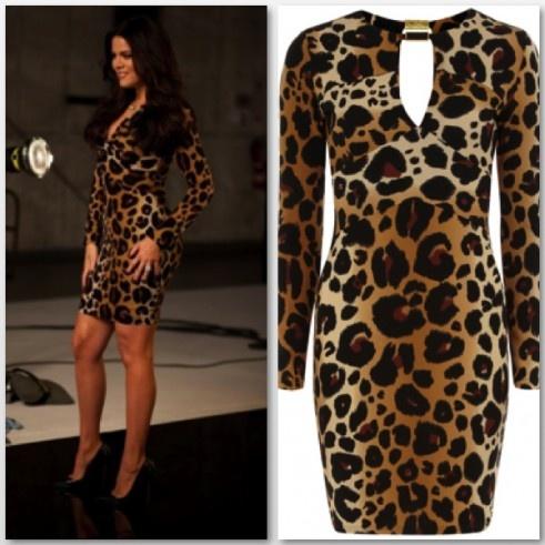 Khloe looking gorge in Kardashian Kollection for Dorothy Perkins! Beautifuls.com Members VIP Fashion Club 40-80% Off Luxury Fashion Brands