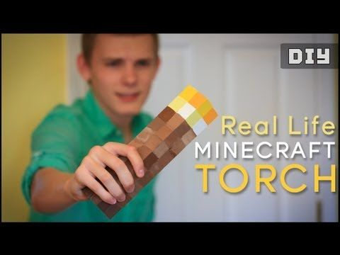 how to make torches look cool in minecraft