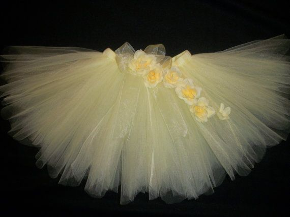 Princess Belle tutu, Beauty and the Beast inspired tutu custom made sizes Newborn-4t on Etsy, $26.00