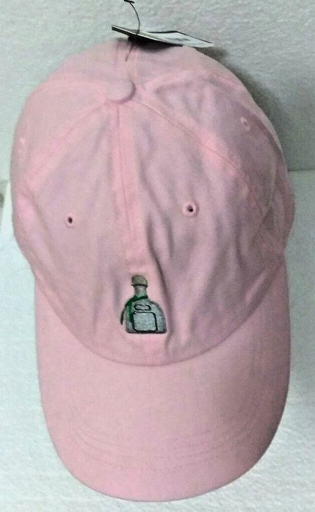 95656ffef5340 Cityhunter USA Patron Tequila Bottle embroidery Baseball Style Cap. Pink   fashion  clothing  shoes  accessories  unisexclothings…