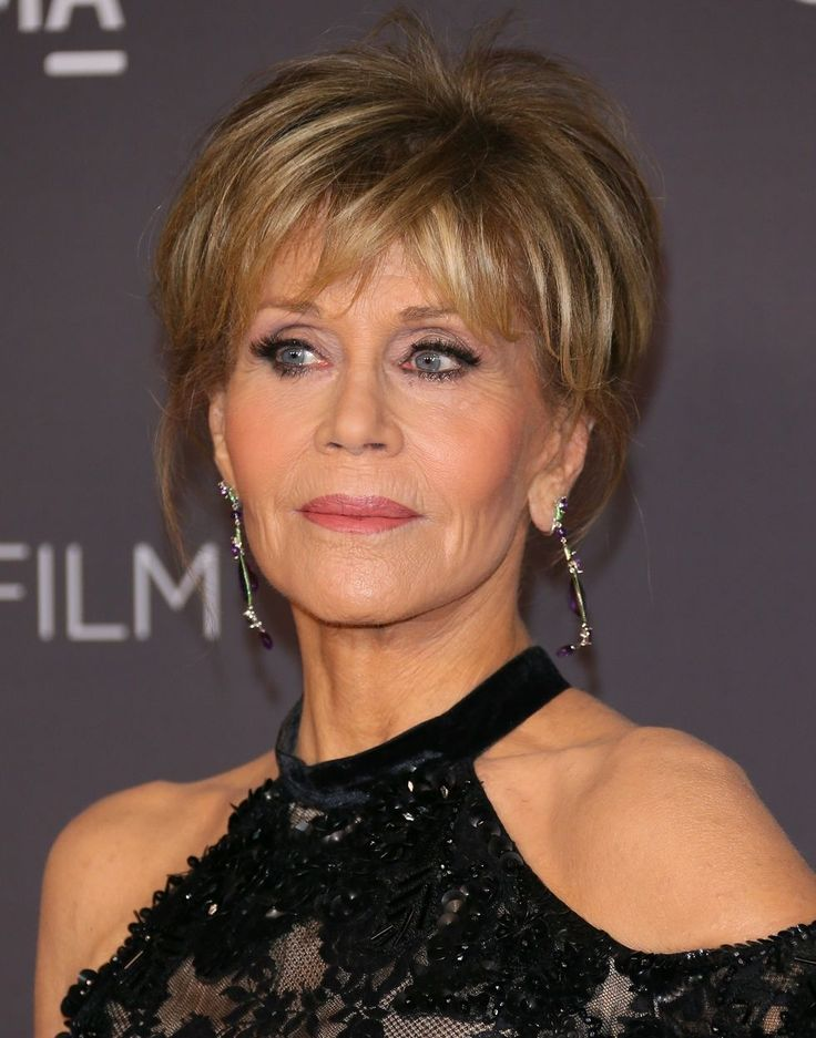 Jane Fonda. Find out what plastic surgery she admitted to getting here!