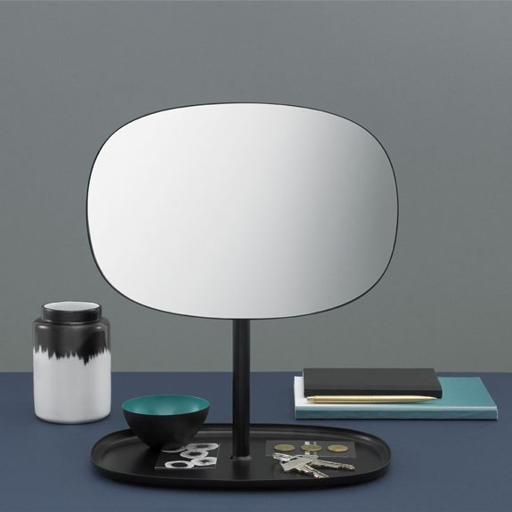 Flip Mirror, black