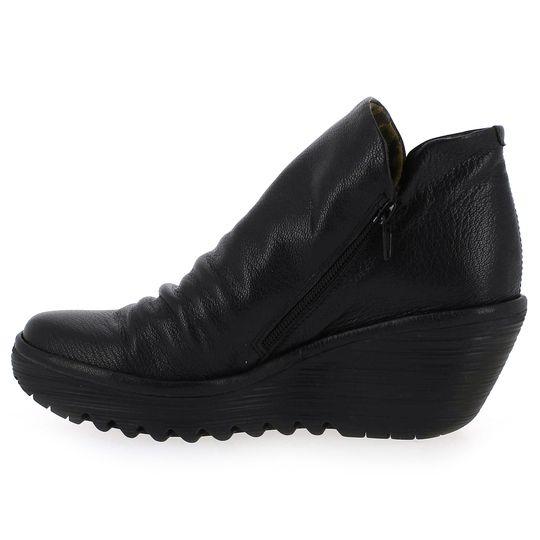 Chaussure Fly London modèle YIP, Noir - vue 2