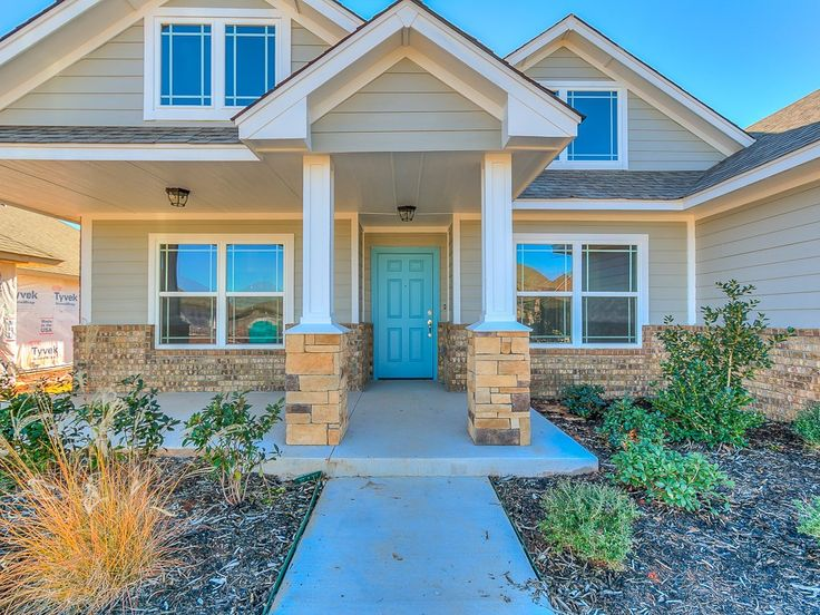 Edmond Oklahoma By Authentic Custom Homes