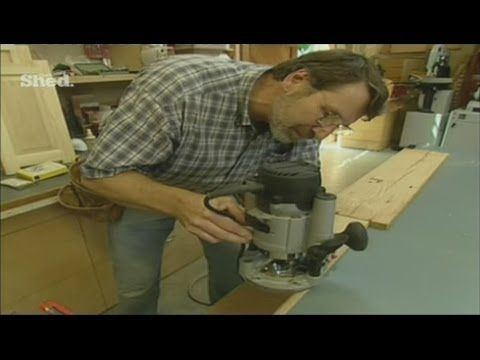 how to use wood router tool