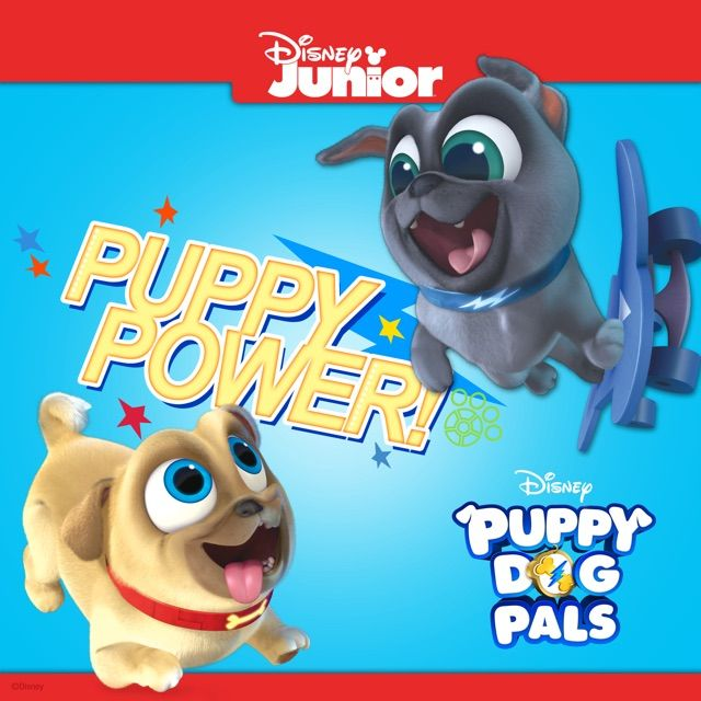 Puppy Dog Pals Vol 1 On Itunes Dogs And Puppies Puppies Pals