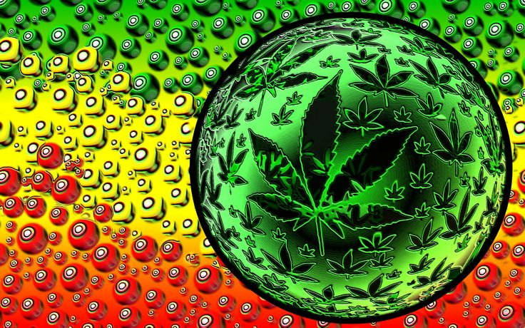 Trippy rasta weed backgrounds wallpapers hd http - Trippy weed backgrounds ...