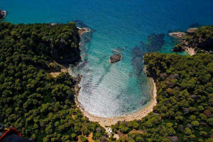 Alonaki beach Preveza
