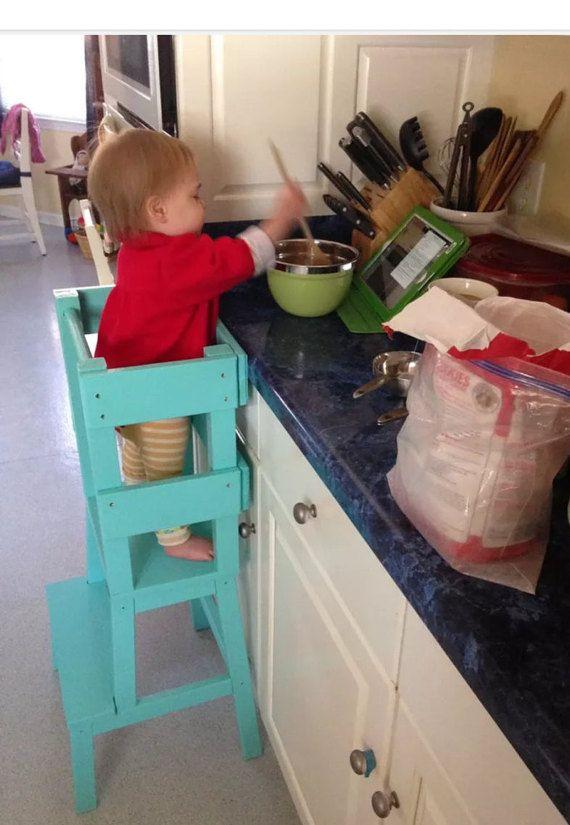 Mommy S Little Helper Kitchen Helper Toddler Tower Stool